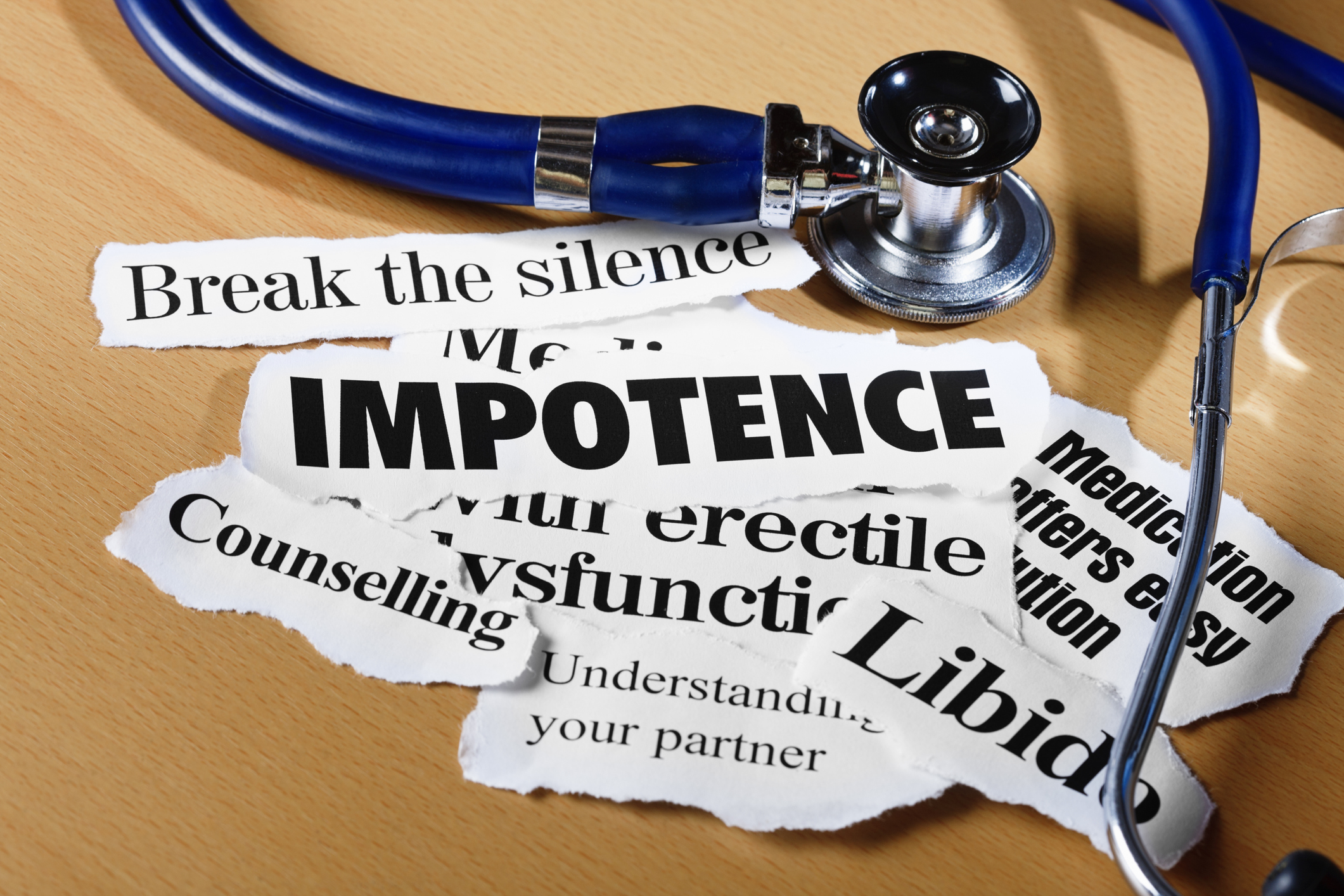 Is Impotence the Same as ED?