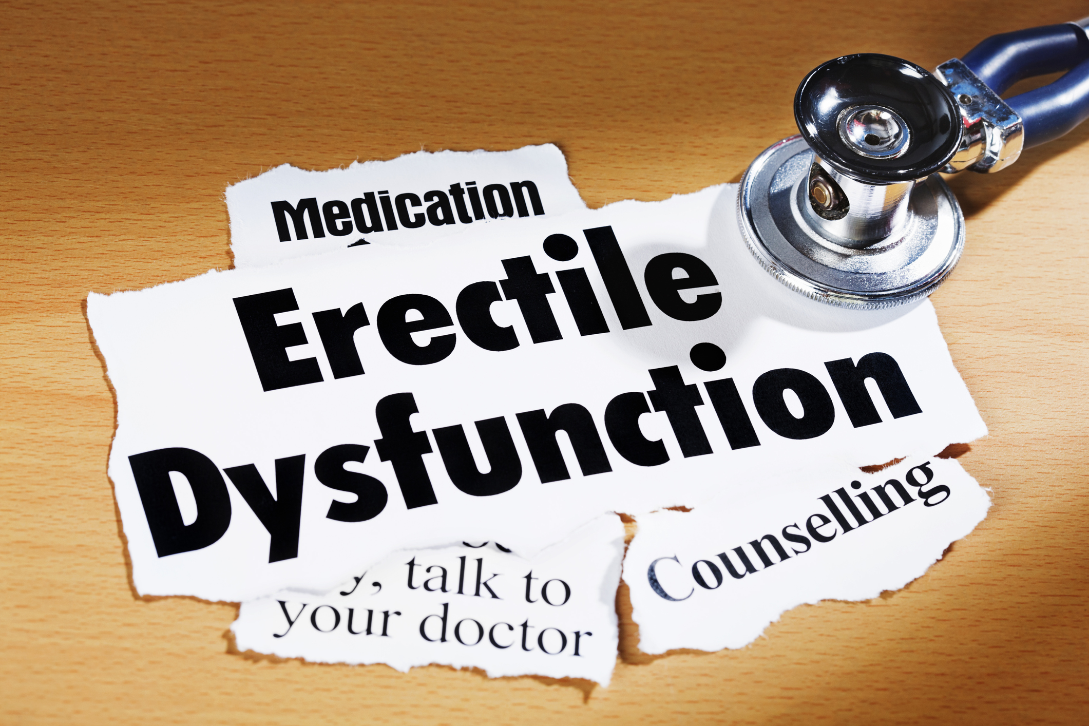 CAN DIET CAUSE ERECTILE DYSFUNCTION (ED)?