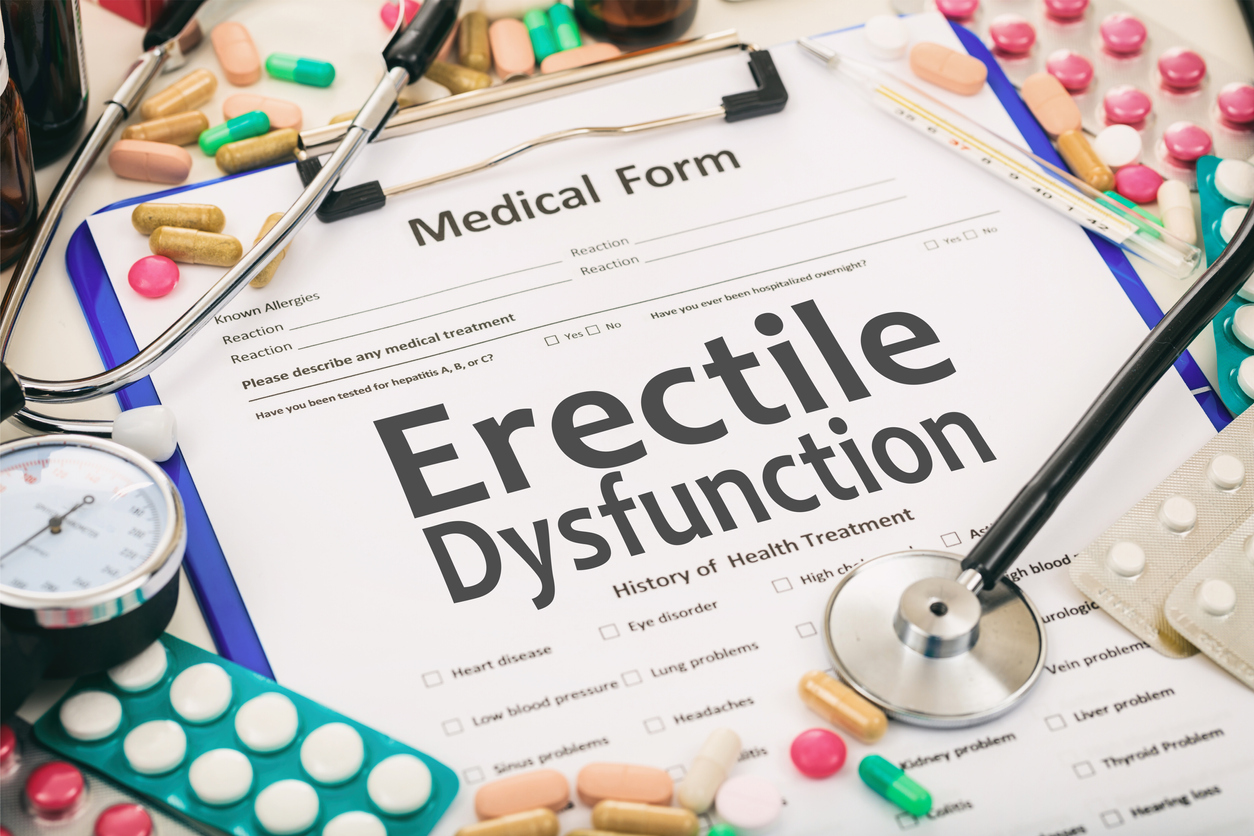 How Erectile Dysfunction Is Diagnosed