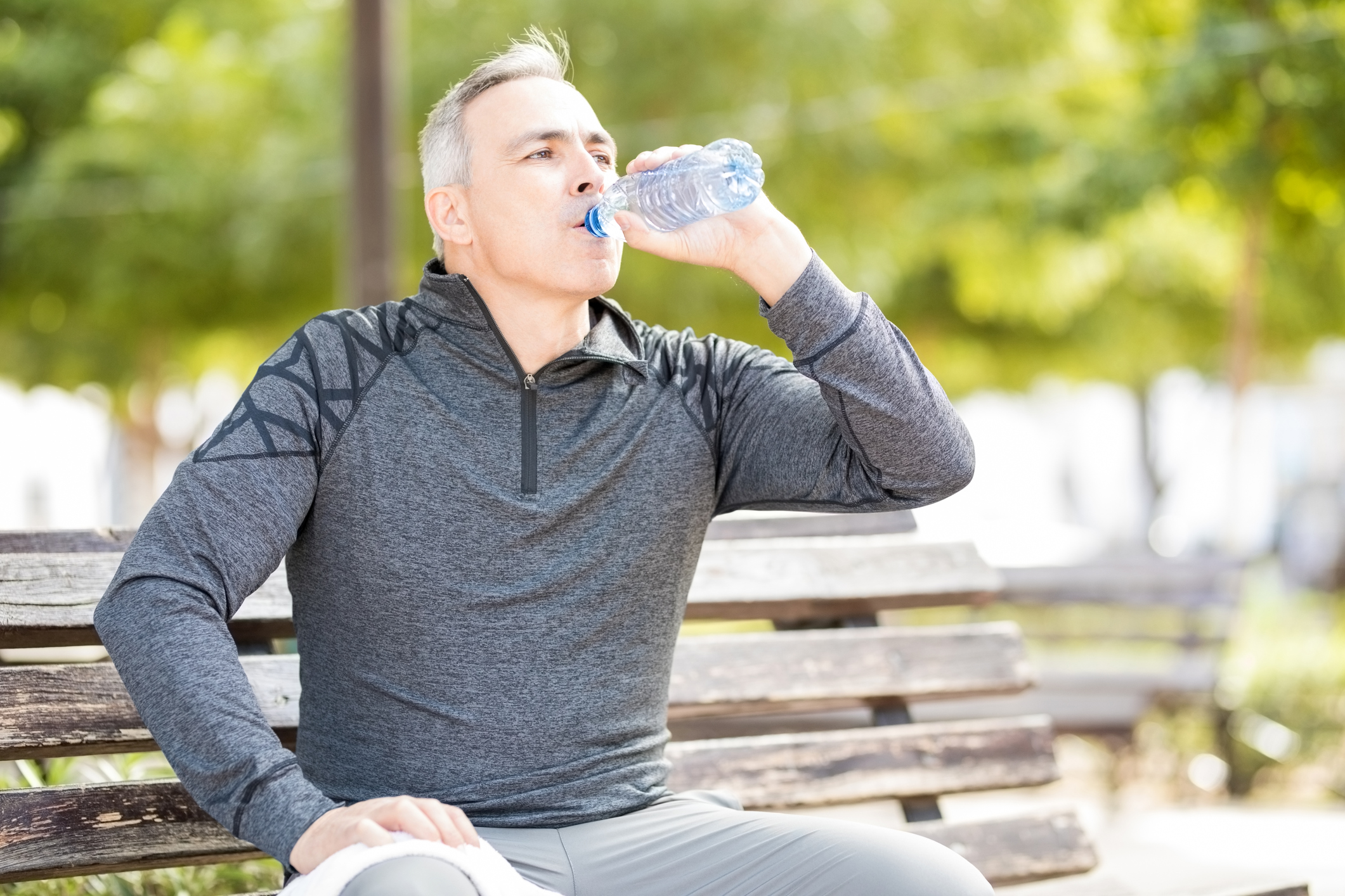 Hydration the Key to Unlocking Urological Problems