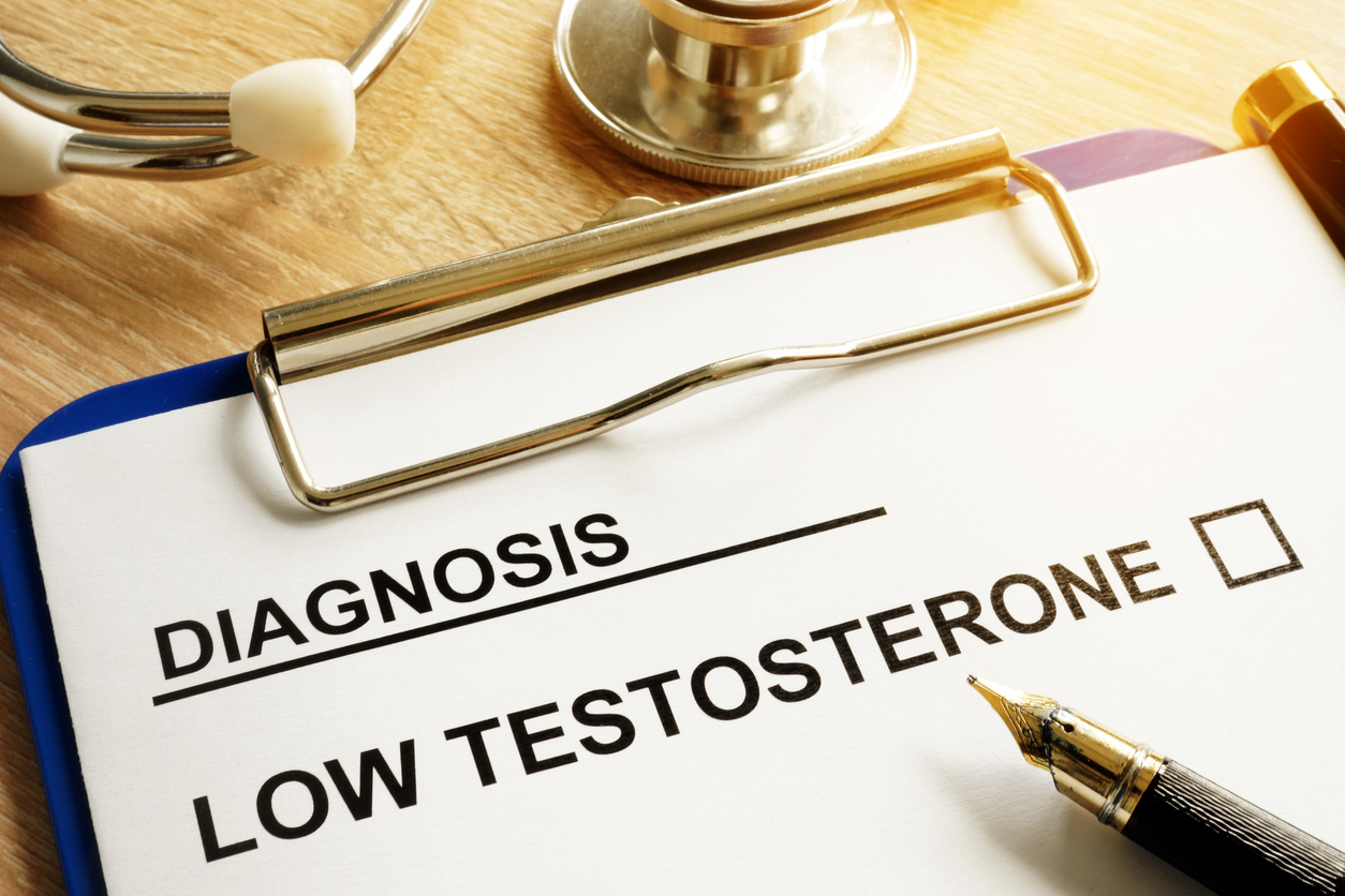 What Are the Most Common Signs of Low Testosterone in Males?