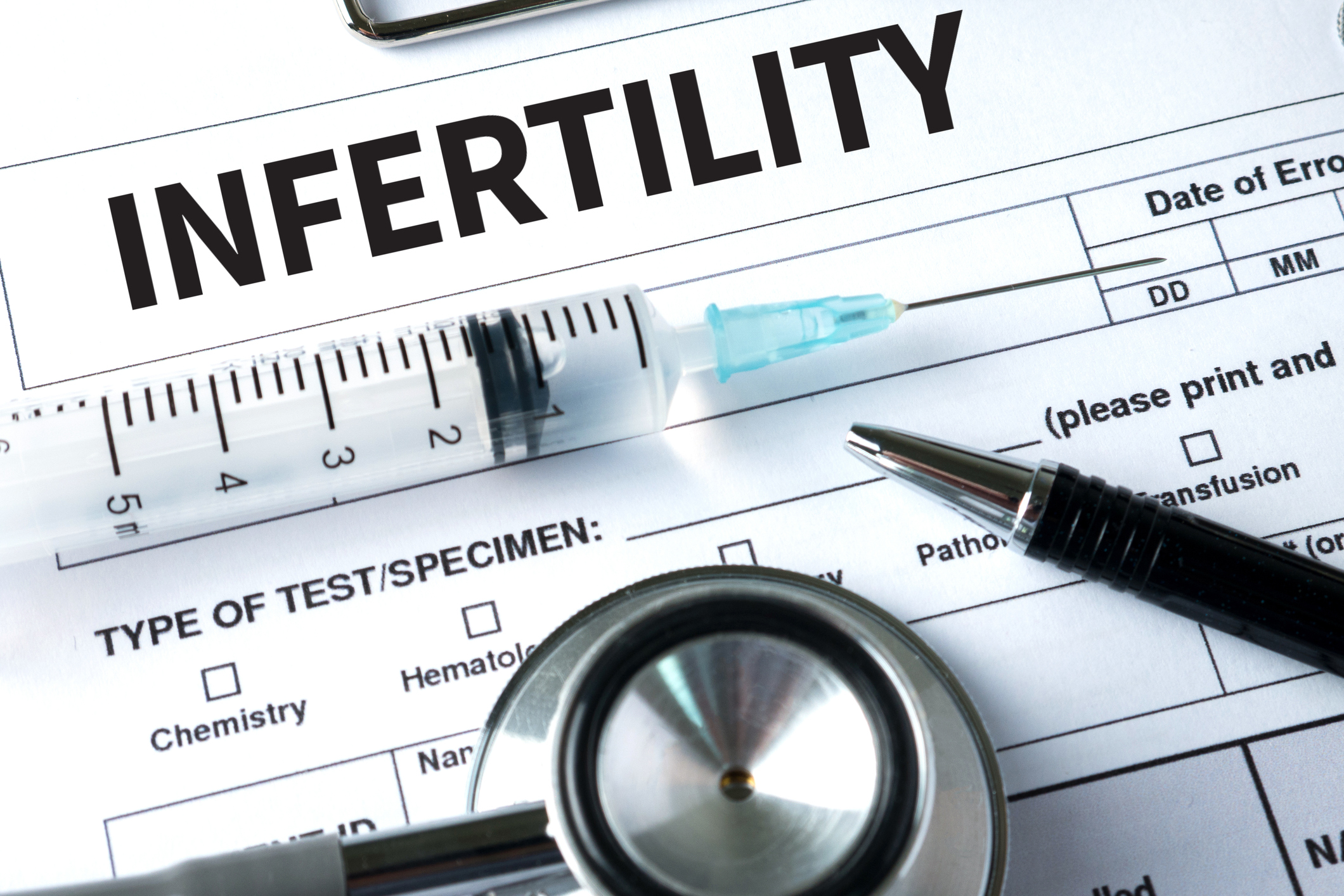 How to Deal with Male Infertility