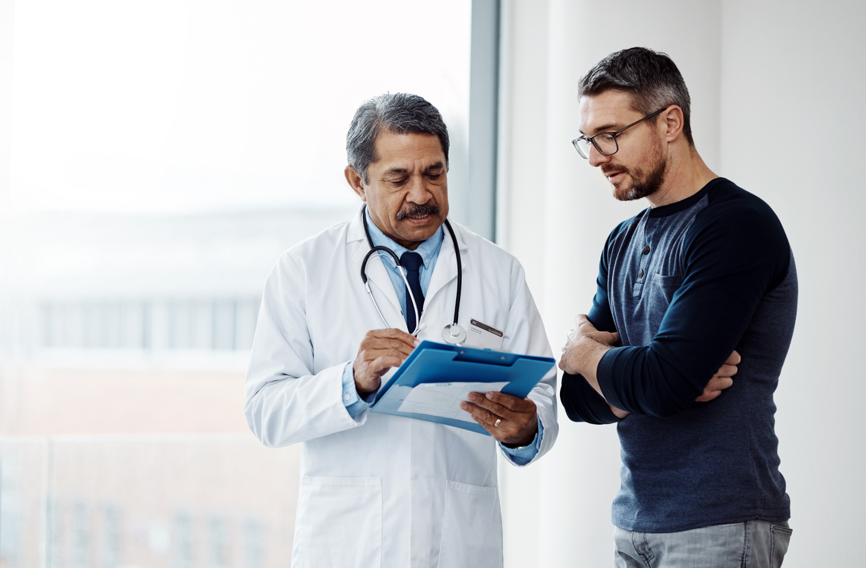Benefits and Risks Relating to Prostate Cancer Treatment