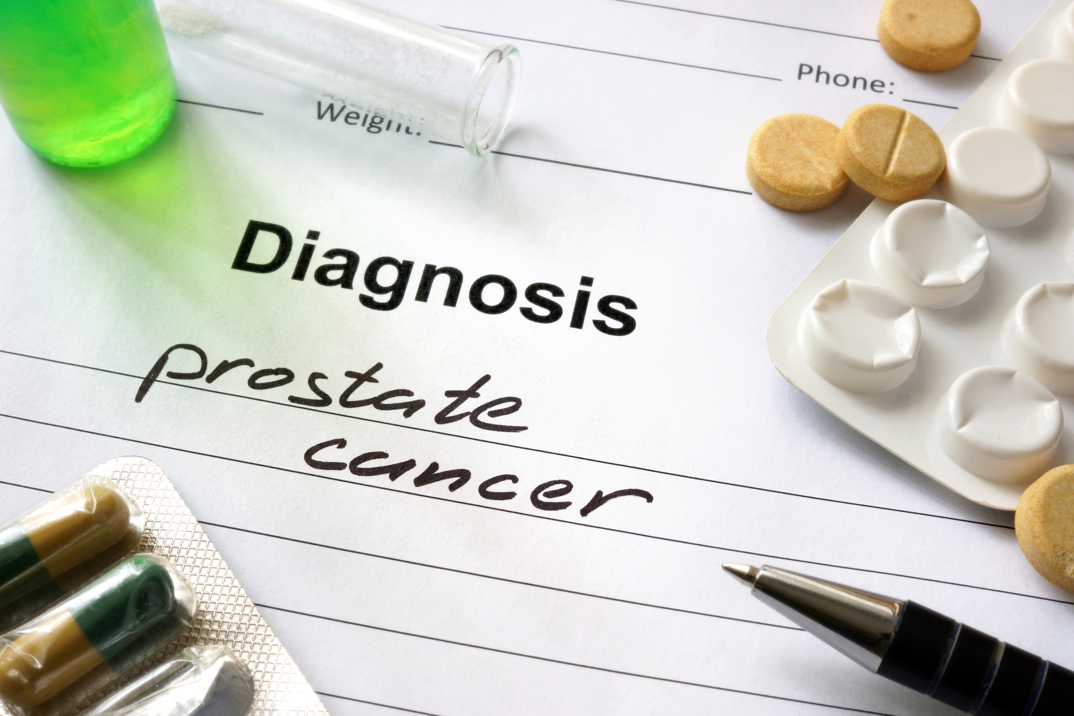 Myths of Prostate Cancer